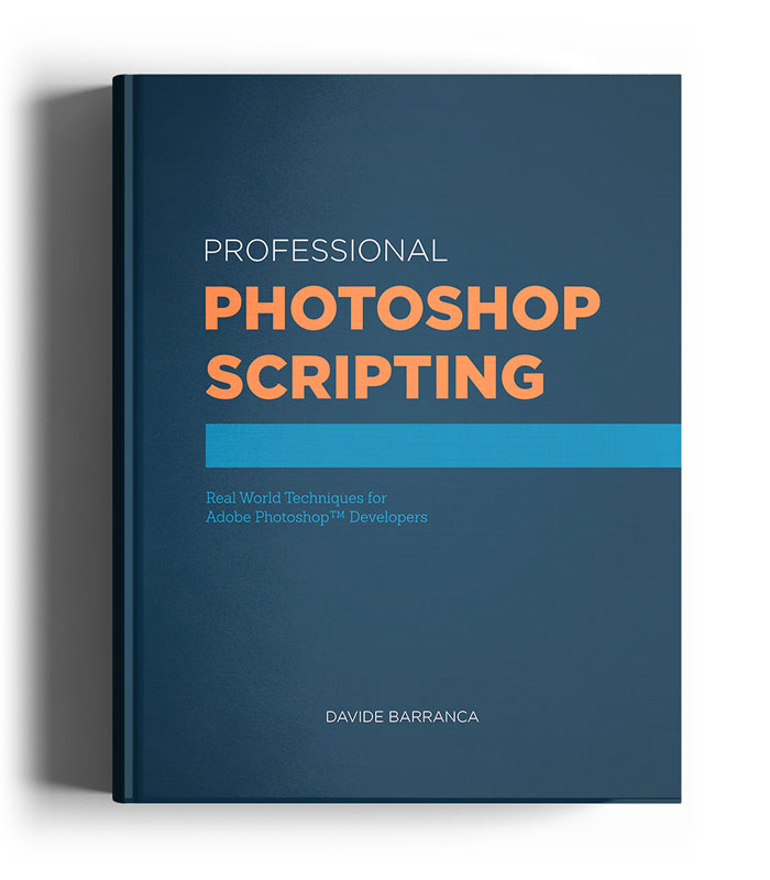 Professional Photoshop Scripting