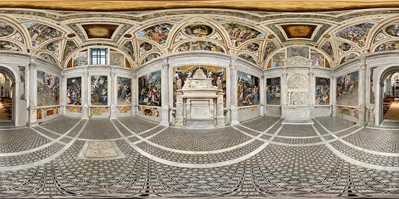 Somma chapel, San Giovanni a Carbonara (Naples, Italy) @ Alfonso Grotta