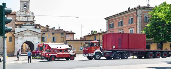 Crevalcore - Porta Modena