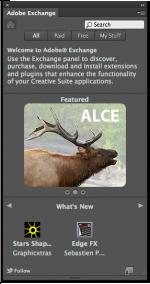Adobe Exchange - ALCE