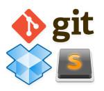 Git_DropBox_SublimeText