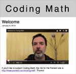CodingMath