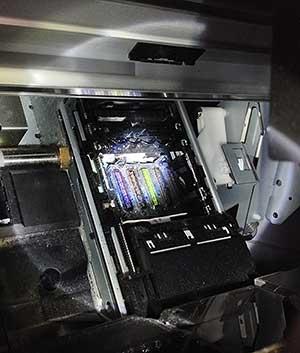 Epson 11880 printer head deep cleaning | Davide Barranca