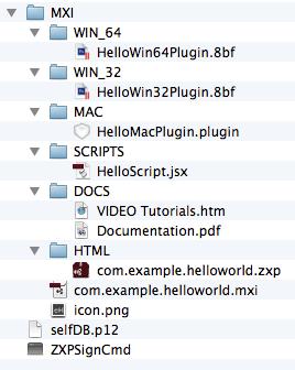HTML Panels Tips: #10 Packaging / ZXP Installers | Davide