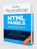HTML Panels Book