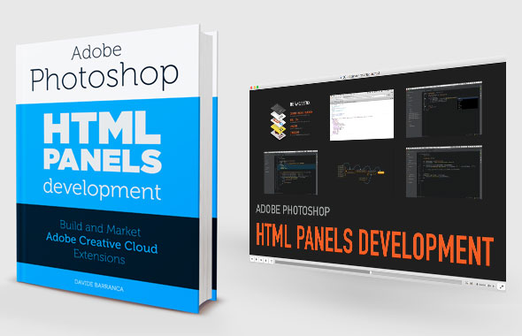the adobe photoshop html panels development course is available