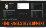 Photoshop HTML Panels Development videos