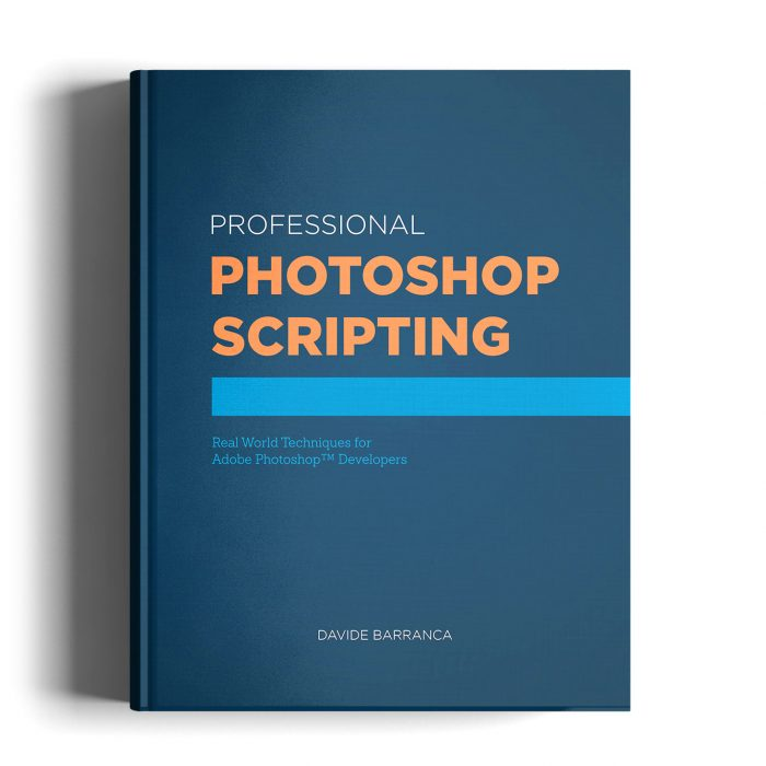 Professional Photoshop Scripting book cover