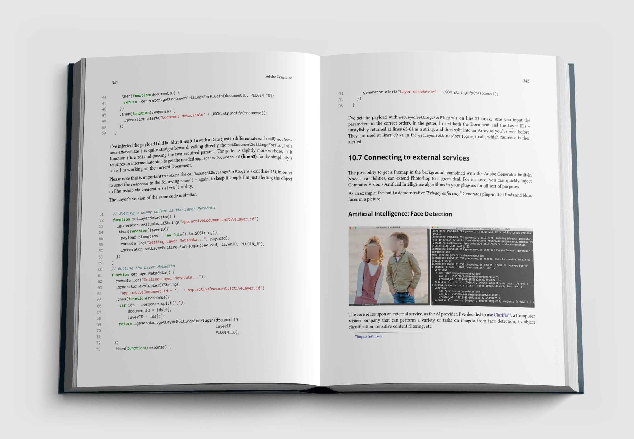Professional Photoshop Scripting is published! | Davide